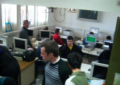 Εργαστήρια Εκμάθησης χειρισμού Ηλ. Υπολογιστή