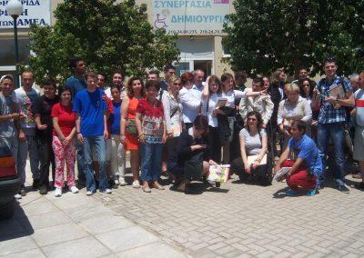 Επίσκεψη του Ρουμανικού Συλλόγου στις εγκαταστάσεις μας