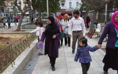 Γονείς σε σχολείο της Αθήνας: Τα παιδιά μας περιμένουν τα προσφυγόπουλα στα θρανία