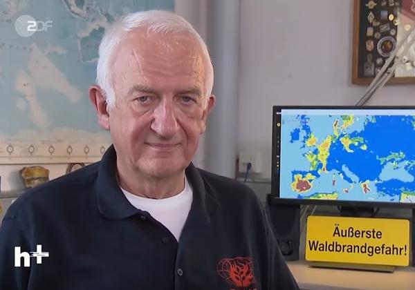 ZDF: Πρέπει να προετοιμαστούν όλες οι ευρωπαϊκές χώρες για παρόμοια φαινόμενα σαν την φωτιά στo MATI