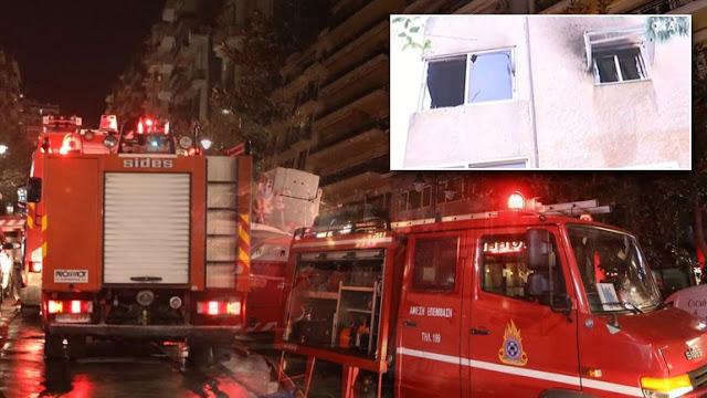 Τραγωδία στη Βάρκιζα – Νεκρό βρέφος μετά από φωτιά σε διαμέρισμα
