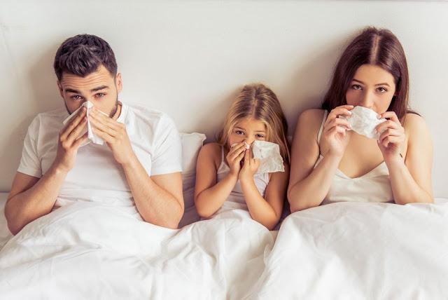 Οι άνθρωποι δυσκολεύονται να ξεχωρίσουν τη γρίπη από το κοινό κρυολόγημα