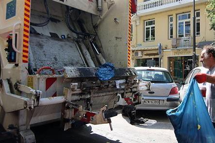 Σοβαρό εργατικό ατύχημα με υπάλληλο Καθαριότητας του Δήμου Περάματος