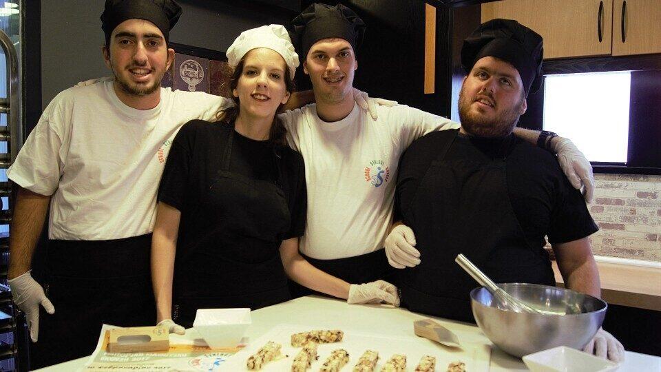 3S School Synergy Snacks: Η επιχείρηση των νέων με αναπηρίες που αξίζει να στηρίξουμε