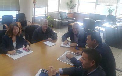 Δελτία Τύπου Αντιπεριφέρειας Δ. Αττικής για συνάντηση με Δήμαρχο Φυλής και καθαρισμό φρεατίων