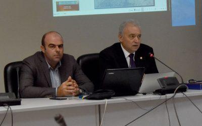 Συνεδρίαση Συντονιστικού Οργάνου Πολιτικής Προστασίας Π. Ε. Δυτικής Αττικής