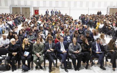 Ημερίδα Ι.Σ.Θ.: Προτάσεις μαθητών από δέκα σχολεία για τα άτομα με αναπηρία