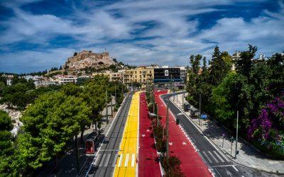 Μεγάλος Περίπατος της Αθήνας: Χρήσιμες οδηγίες για όσους μετακινούνται με ΙΧ