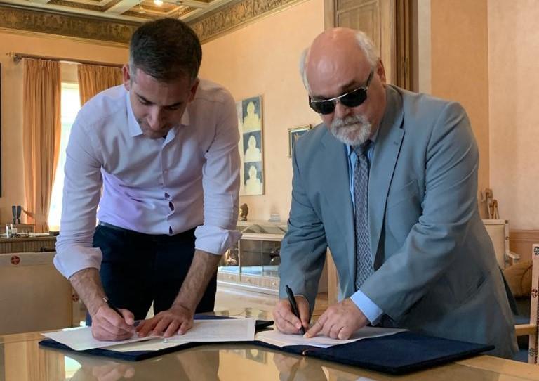 Ε.Σ.Α.μεΑ. – Δήμος Αθηναίων: Πρωτόκολλο συνεργασίας, με όχημα την προσβασιμότητα και τη συνεχή διαβούλευση