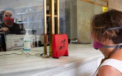Παρεμβάσεις προσβασιμότητας για άτομα με δυσκολία ακοής, από τον δήμο Αθηναίων