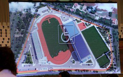 Ξεκινούν άμεσα τα έργα κατασκευής του Παραολυμπιακού Αθλητικού Κέντρου Ραφήνας