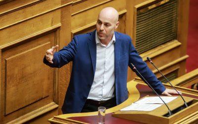 Την προστασία των δικαιωμάτων των ατόμων στο Αυτιστικό Φάσμα φέρνει στη Βουλή ο Γ. Αμυράς
