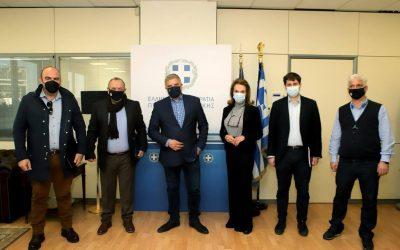 Λ. Κοσμόπουλος: «Η καρδιά της Αττικής θα χτυπά στην Ελευσίνα το 2023»