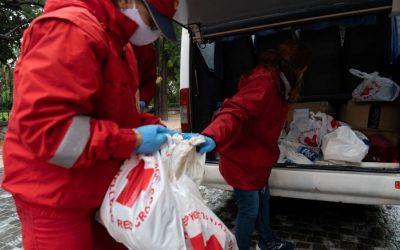 Ο Ελληνικός Ερυθρός Σταυρός και η Procter & Gamble διοργανώνουν δράση στο κέντρο της Αθήνας