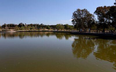 Ξεκινούν οι εργασίες στεγάνωσης της λιμνοδεξαμενής Νο5 και του καναλιού του Μητροπολιτικού Πάρκου «Αντώνης Τρίτσης»