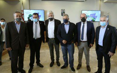 Υπογράφηκαν οι συμβάσεις ανάπλασης της Χωματερής Φυλής σε Πάρκο Πρασίνου και Ανανεώσιμων Πηγών Ενέργειας